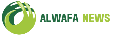 Alwafa News Logo
